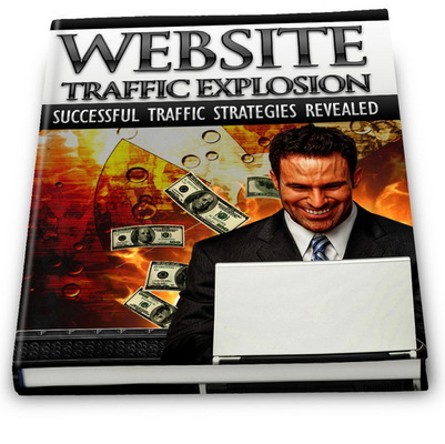 Product picture Website Traffic Explosion (PLR)