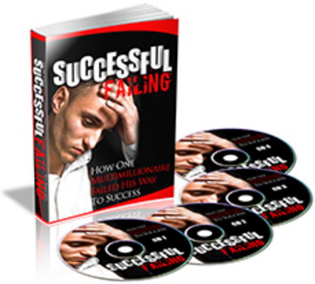 Product picture Successful Failing eBook & Audio (PLR)