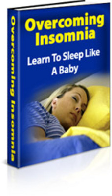Product picture Overcoming Insomnia: Learn to Sleep Like A Baby