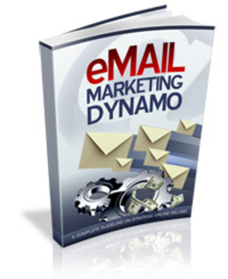 Product picture Email Marketing Dynamo (PLR)