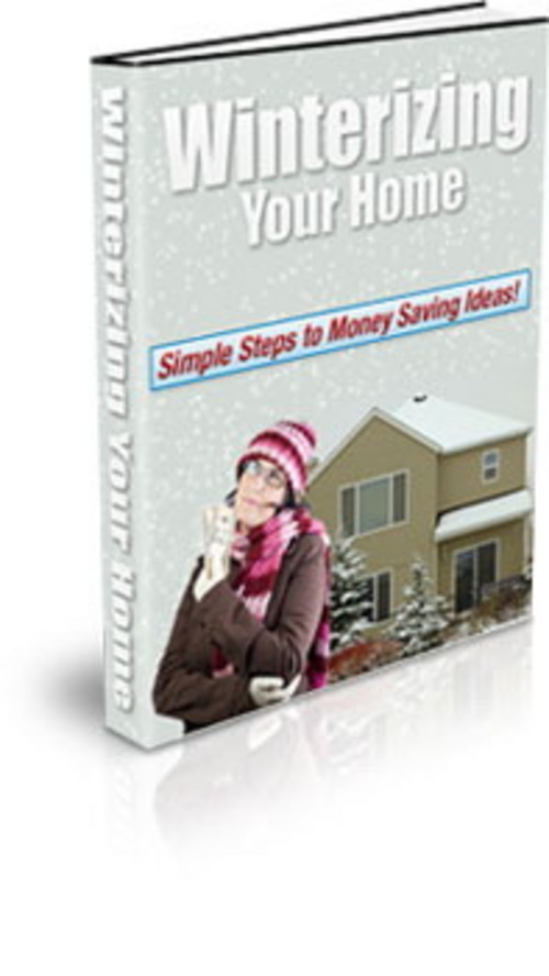 Product picture Wintering Your Home eBook (PLR)